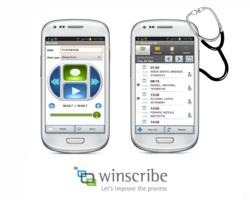 Winscribe MD for Android