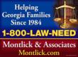 georgia personal injury attorneys, georgia personal injury lawyers, montlick, montlick & associates, atlanta personal injury attorneys, atlanta personal injury lawyer