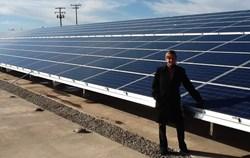 Ambassador Energy Solar Installation