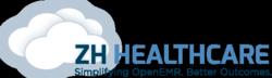 ZH Healthcare Logo