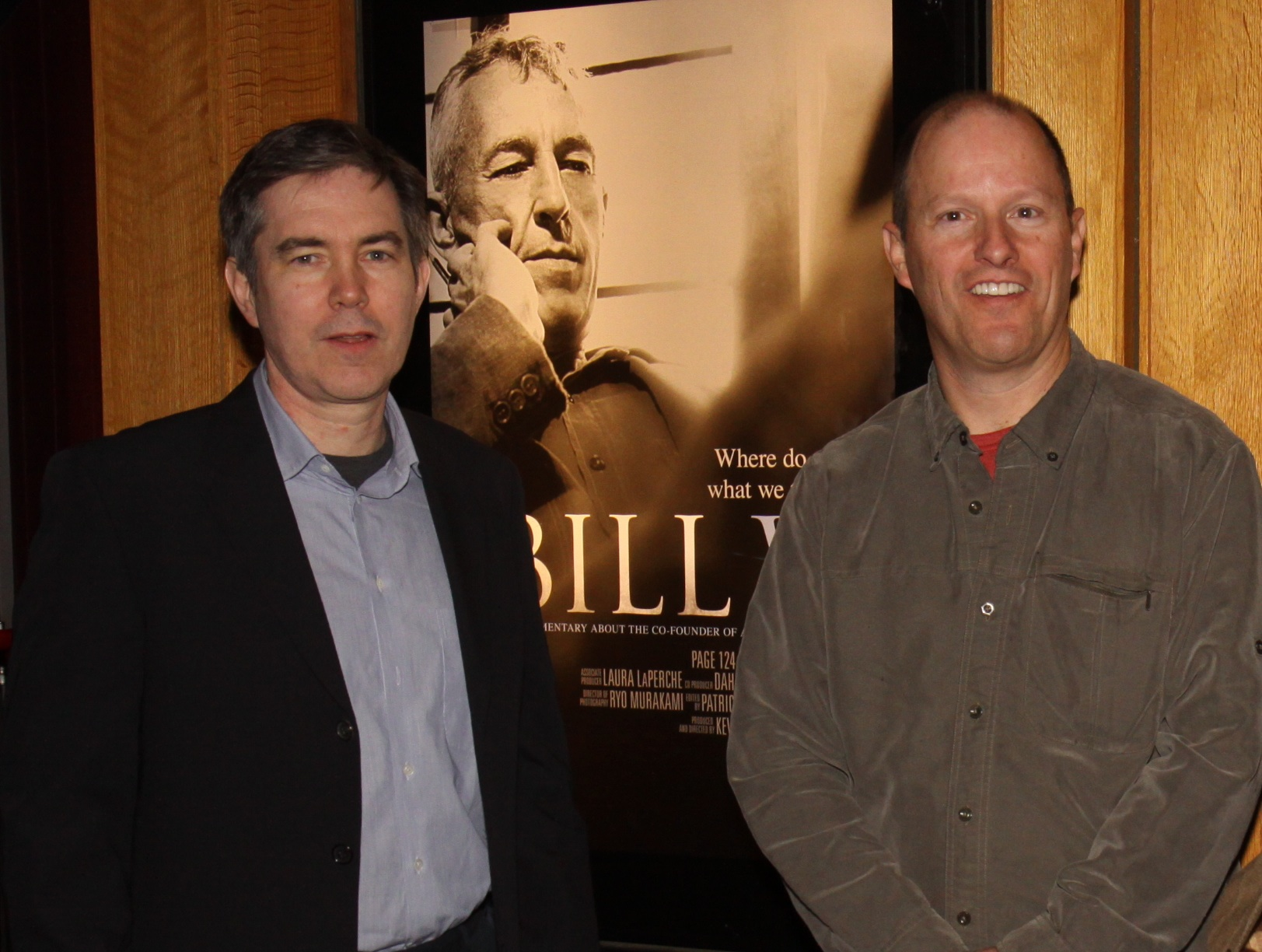 Producers Kevin Hanlon and Dan CarracinoFirst-time filmmakers, Kevin and Dan, took eight years to make their BILL W. documentary ...