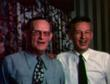 Dr. Bob Smith and Bill Wilson, co-founders of Alcoholics Anonymous