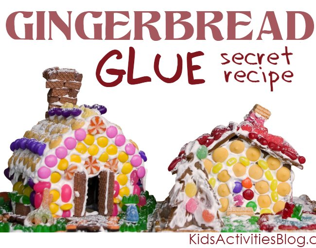 How to Make a Gingerbread House With the Best Gingerbread House Glue ...
