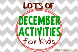 December activities