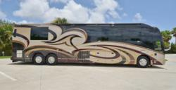 Pre-Owned Luxury Motor Coach | Liberty Coach