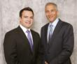 Foundation for Hair Restoration and YellowTelescope, Executive Vice President, Jon Hoffenberg with Dr. Jeffrey Epstein.