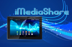 iMediaShare for Sony Tablets