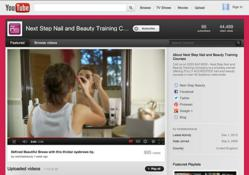 YouTube Next Step Beauty