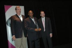 Cooperative Center FCU accepts Lending Award