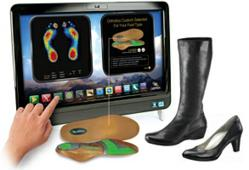 North Texas Foot & Ankle Provides In-Office Foot Scanner from Aetrex to Recommend Custom Footwear and Orthotic Styles for Patients