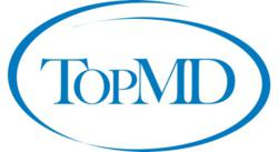 TopMD Skin Care logo