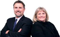 Austin car accident attorneys Paul Colley Jr. and Susan J. Colley