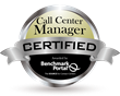 BenchmarkPortal Announces Call Center Management Certification...