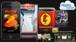 Slightly Social MediaSoft iOS and Facebook Games