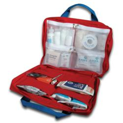 large cloth first aid kit