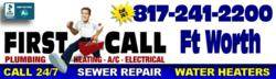 Ft Worth Plumbing 817-241-2200