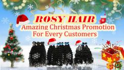 Hair Extensions Christmas Promotion