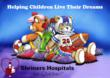 Shriners Hospitals for Children 2013 Float Rendering