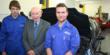 Motorsport legend John Surtees opens new Motor Vehicle workshop at MidKent College