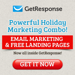 Email Marketing and Free Landing Pages Creator