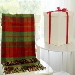 Irish Style Blanket