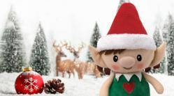 Santa's Elf Doll - Christmas Elf Tradition