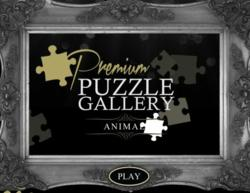 Premium Puzzle Gallergy - Animals