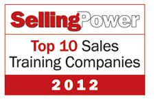 Top 10 Sales Training Companies 2012