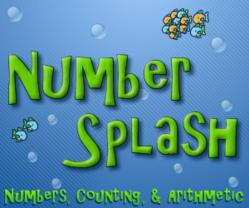 Number Splash - DMT Source