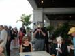 Tarpon Club members enjoy Cocktails on The Terrace at Sale e Pepe