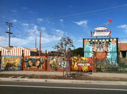 The Peralta Junction Project–an innovation arts-based program promoting urban space revitalization.