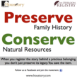 houstory, heirloom registry, stuff, consumerism, family history, genealogy, holiday, shopping