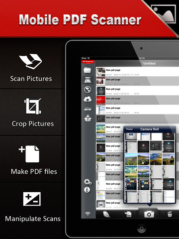 The MobilePDF Reader for the Professional
