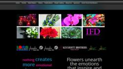 Home page of flowertrendsforecast.com
