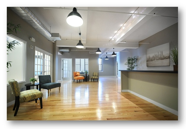 madison office common area. select office suitesshared common areas madison area