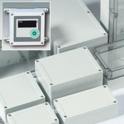 IP66 plastic enclosures