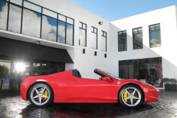 Ferrari 458 Hire in Miami - The Perfect Christmas Gift