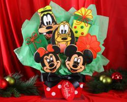 Disney Cookie Bouquet
