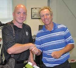 Bobby Clampett Keiser University College of Golf