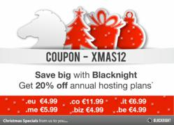 Happychristmas.me domain promotion image