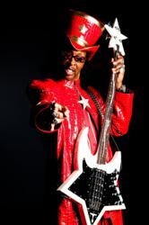 buy concert tickets, concert venues, live concerts, Uptown Theatre Napa, Bootsy Collins