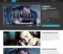 ProMood Plugin and Effects from Pixel FIlm Studios - Created for Final Cut Pro X