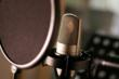 British Voice Over Artist Record From Professional Home Studios
