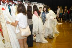 Grab the Gown at the International Wedding Festival