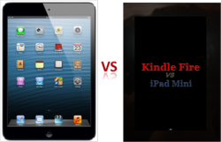 gI 130566 Kindle Fire HD vs iPad Mini Kindle Fire HD vs iPad Mini: Pros and Cons of Amazon Kindle Fire and Apple iPad Mini Tablets Revealed by Tablet XRay