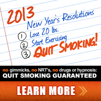 Quit Smoking this new year