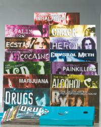 The cornerstone of the Scientology-supported drug education and prevention program is a series of 13 Truth About Drugs booklets— an overview booklet and 12 others on the most commonly abused substances.