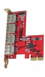 FirmTek's SeriTek/Q6G PCIe 6G Serial ATA Host Adapter