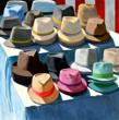 Hats (Larkspur Flower and Food Festival)