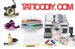 Tattoo Kits Promotion